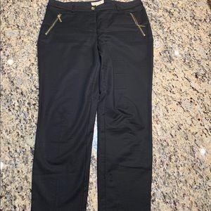 Michael Kors Black Pants size 12